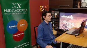"""Seminario online: """"Mitología en El Señor de los Anillos"""" (Balvanera, Argentina)"""