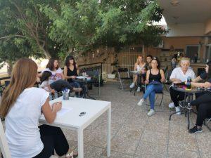 Curso de jardinería (Chipre)
