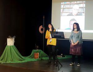 """Public reading of """"Don Quixote"""" (Bilbao, Spain)"""