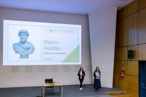 Philosophy Workshop: Marcus Aurelius. How to overcome adversities (Braga, Portugal)