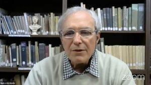Online talk: Why do we get sick? (Belgrano, Argentina)