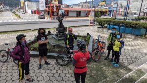 """Cyclosophy"" Club (Quetzaltenango, Guatemala)"