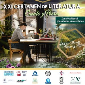 New Acropolis promotes Higher Education through the 21st Literature Competition (Short Story and Poetry) (El Salvador)