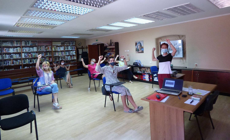 The rhetoric course - Rijeka, Croatia